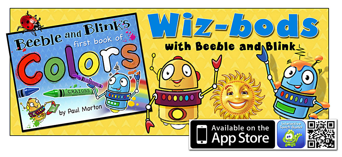We are Wiz-bods! • the world of Beeble and Blink
