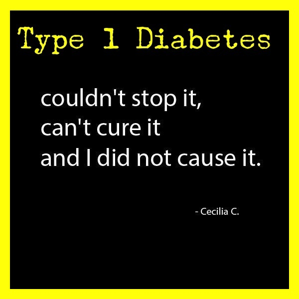 type 1 diabetes meme