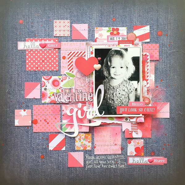 Missy Whidden Chickaniddy Crafts  Pinterest Layout