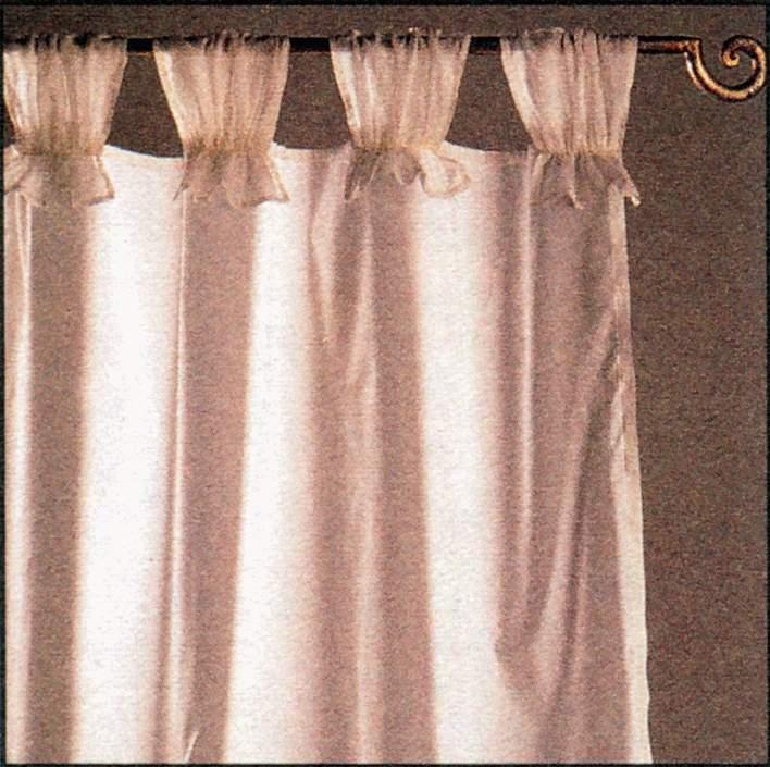 Cortinas para el hogar ideas para hacer cortinas en casa for Ideas de cortinas