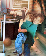 Blake Griffin As A Kid (Photo). Seems like Basketball has been running .