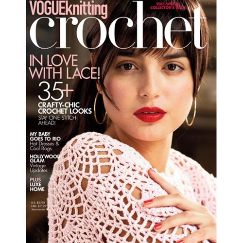 Positively Crochet!: Vogue Knitting Crochet 2013 - Sneak Peek!