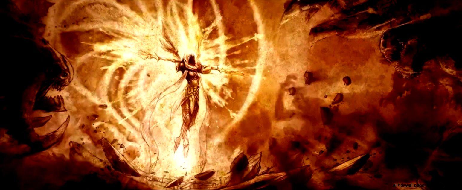 View Original Size Diablo 3 Wallpaper Imperius