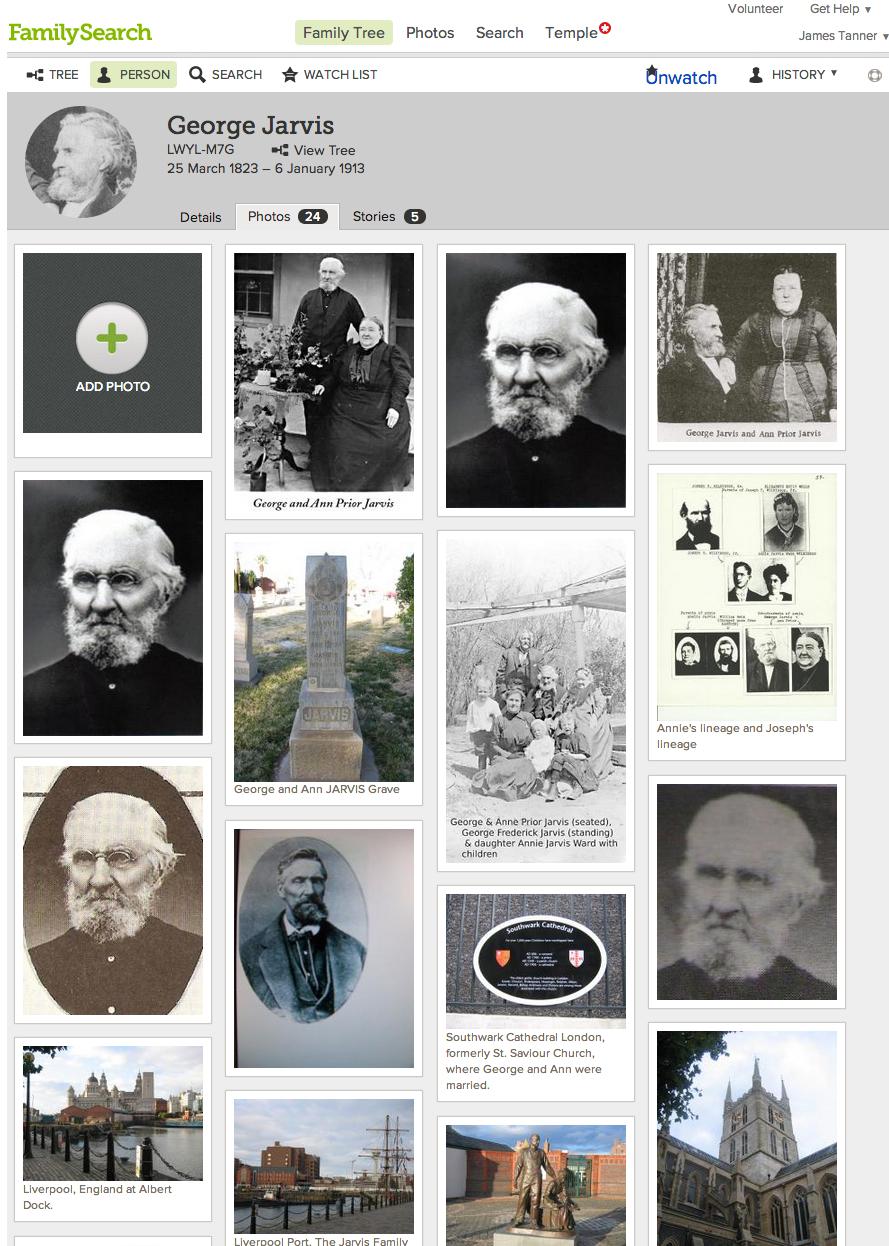 Should genealogists edit photographs?