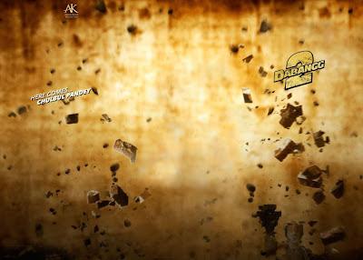 Salman's Dabangg 2 First Look Wallpapers