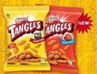 Free Sample Of New Bingo Tangles Snack