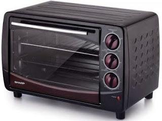 Daftar Harga Oven Listrik Sharp Terbaru