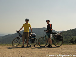 Read The Guardian's article about the amazing trip with Cycling Romania