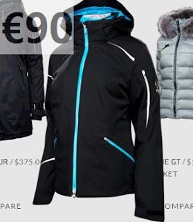 spyder skijacken damen  2015