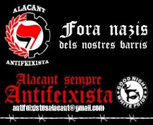 Fora nazis dels nostres barris