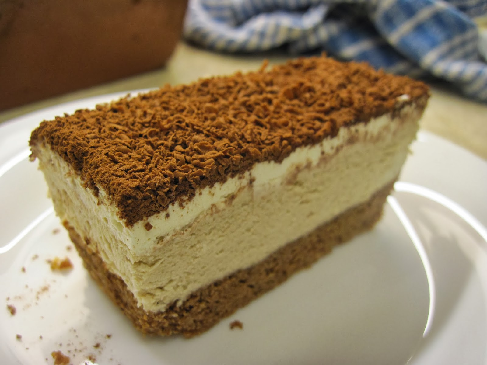 The Sugar Lump: Chocolate Chestnut Mousse Layer Cake