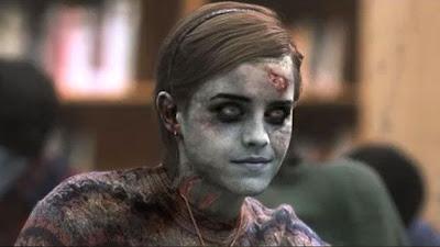 Emma Watson zombificata nello spot degli MTV Movie Awards