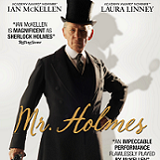 Mr. Holmes Will Arrive on Blu-ray and DVD on October 27th