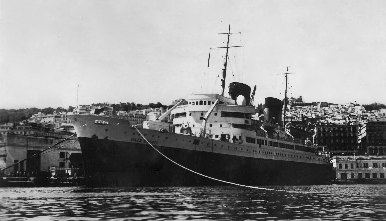 Les chroniques d 39 andr michel besse alg rie 1938 - Port de marseille pour aller en algerie ...