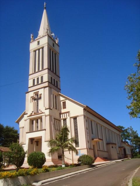 Igreja dos Santos Mártires das Missões