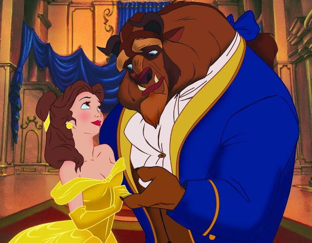 Beauty and the Beast, Disney movie,Belle