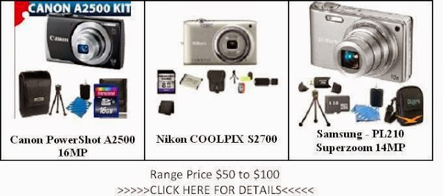 The List of Camera Price $50 to $100
