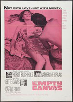 The Empty Canvas (1963)