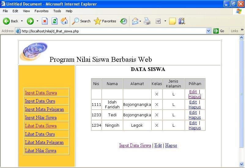 Ruang Guru Sering Buat Web Teknik Rekayasa Perangkat Lunak