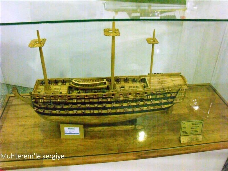 model ship building