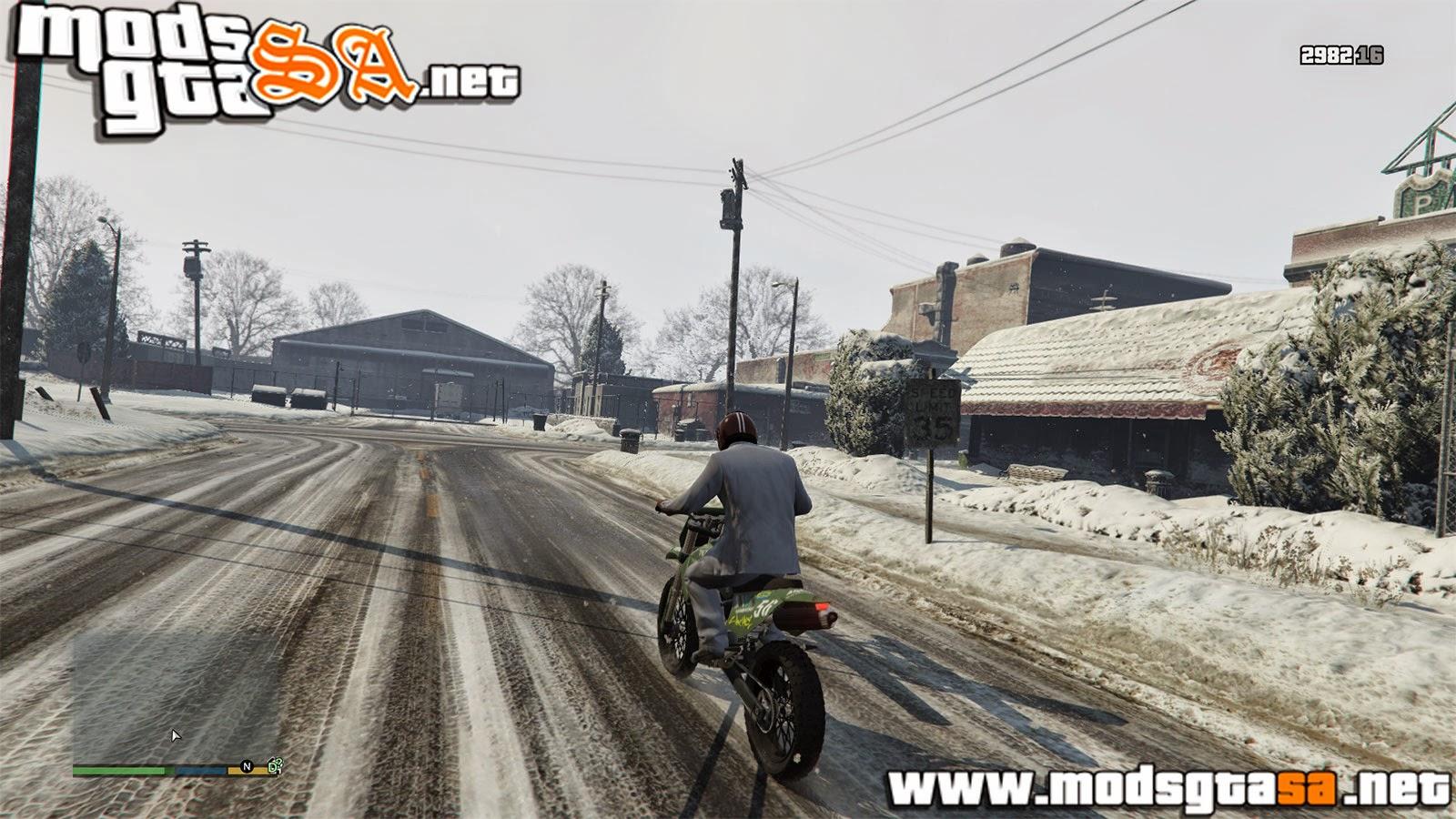 V - Mod Acessar Cidade de Ludendorff em North Yankton GTA V PC