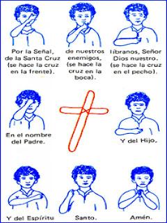 L`ESPAGNE – MOEURS ET PAYSAGES - avec les traditions catholiques de ce pays POR+LA+SE%25C3%2591AL+DE+LA+SANTA+CRUZ