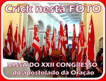 Fotos da Missa de encerramento do XXII Congresso Diocesano do Apostolado da Oração em Caicó-RN