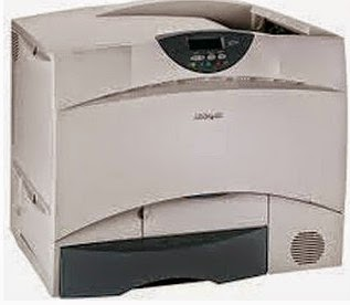 Lexmark C752 Driver Download