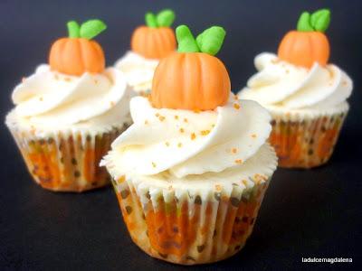 hacer cupcakes para halloween