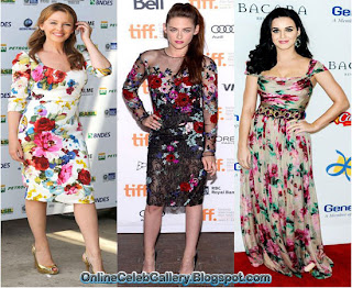 Best Dressed Celebrity of 2012, Best Dressed Celebrities