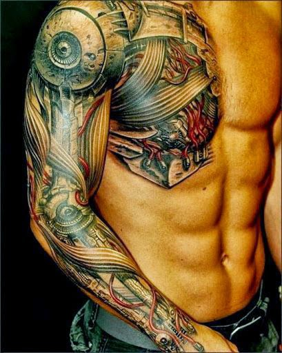 Tattoos Pictures for Men