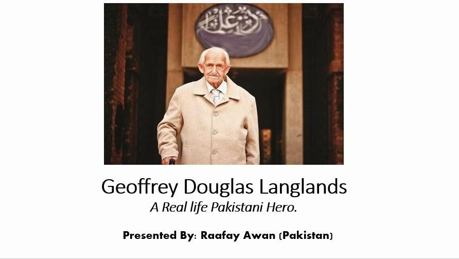 Geoffrey Douglas Langlands