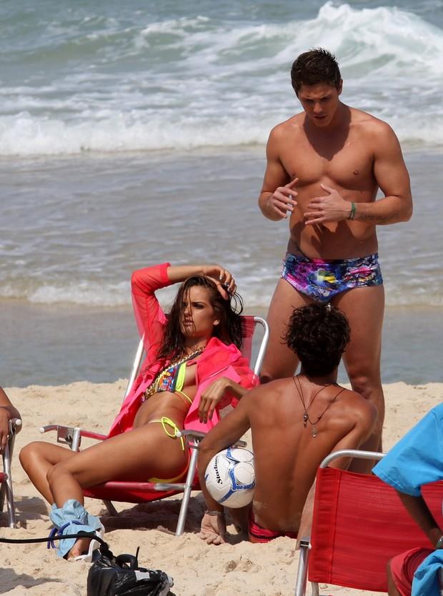 Flagra R Mulo Arantes O Eibe Corpo Sarado No Rio