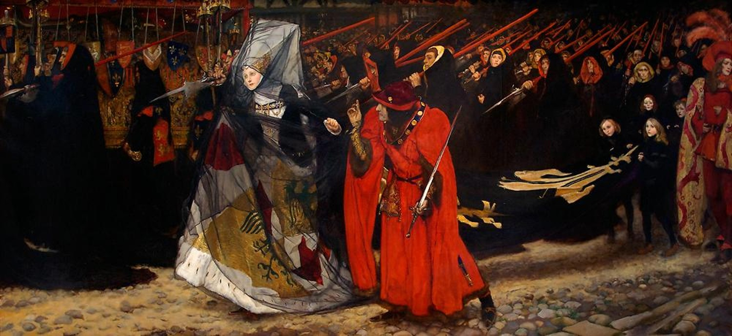 Edwin Austin Abbey richard