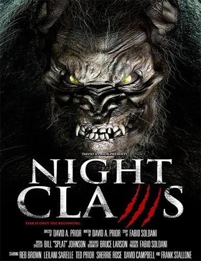 Ver  Night Claws – 2013