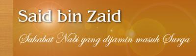 Said bin Zaid