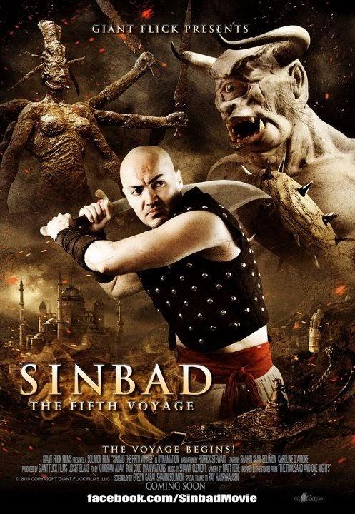 مشاهدة فيلم Sinbad: The Fifth Voyage 2014 مترجم اون لاين