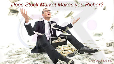 Does Stock Market Makes you Richer