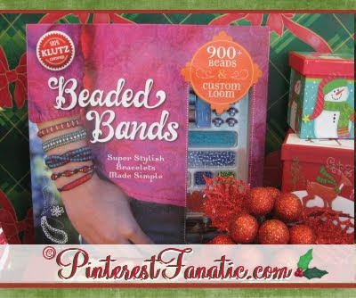 Beaded Bands, Klutz, Books, Make Bracelets, Learning Toys