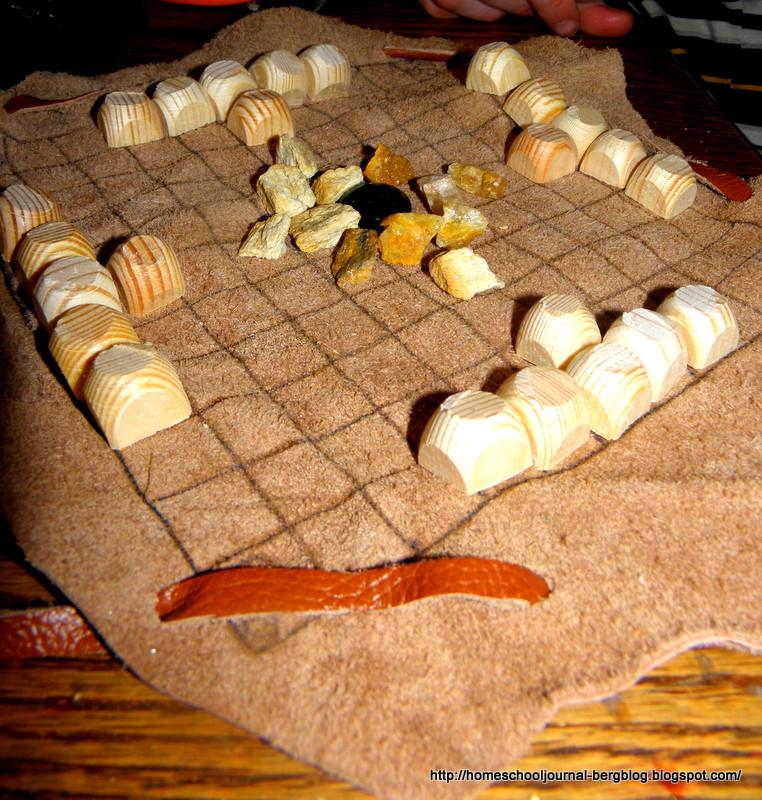 viking age board games