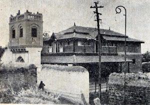 श्री नाथ (भैरवनाथ) मंदिर, विटे.