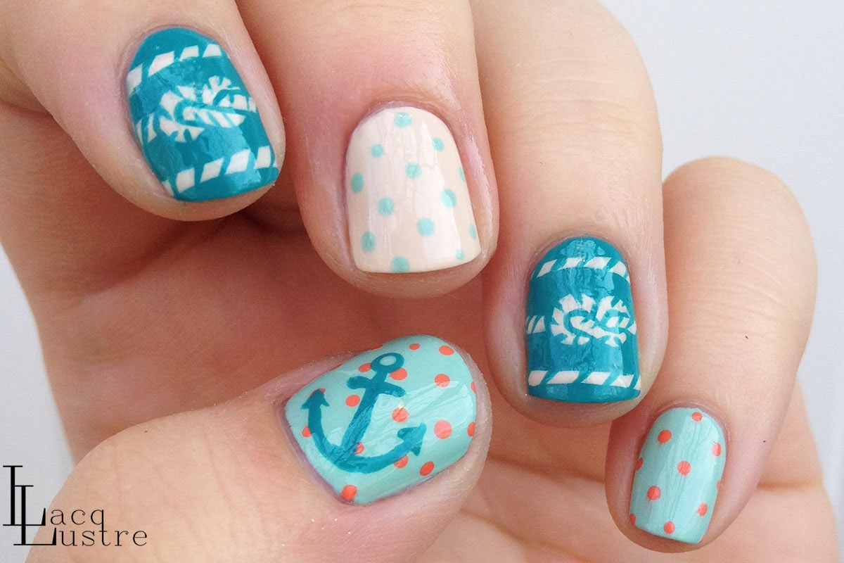 Knotical Nail Art & Tutorial!