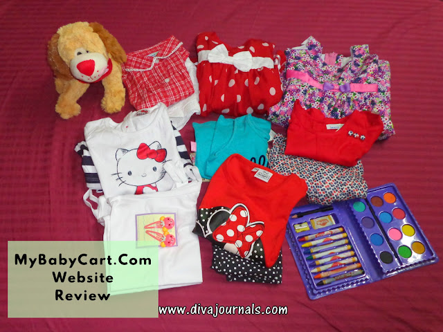 MyBabyCart.Com Website Review