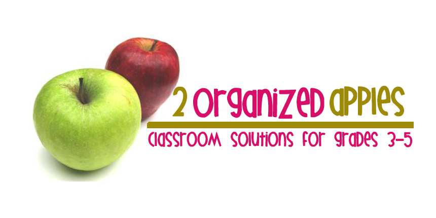 2 Organized Apples: Classroom Solutions for Grades 3-5