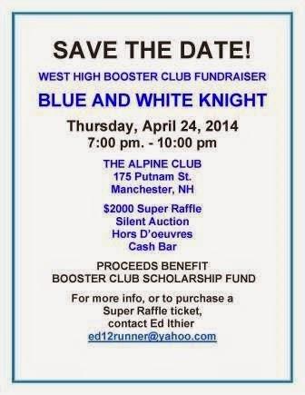 Blue Knights fundraiser