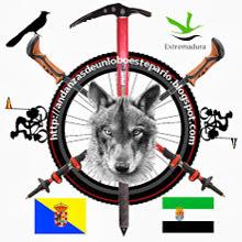 Logo del Lobo Estepario