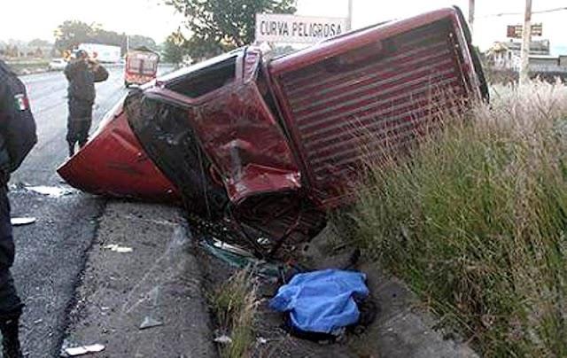 Vía corta a Santa Ana | Accidentes