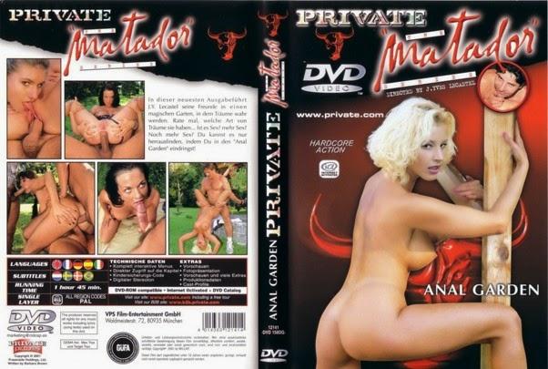 sexo The Matador Series 04 Anal Garden online