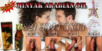 Arabian Oil Obat Pembesar Penis Yang Bekerja Cepat Dan Permanen