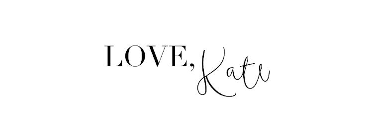 Love, Kate
